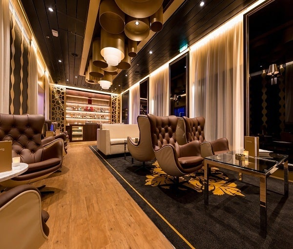 Gerber Humidor Smokers-Lounge MEIN SCHIFF 3
