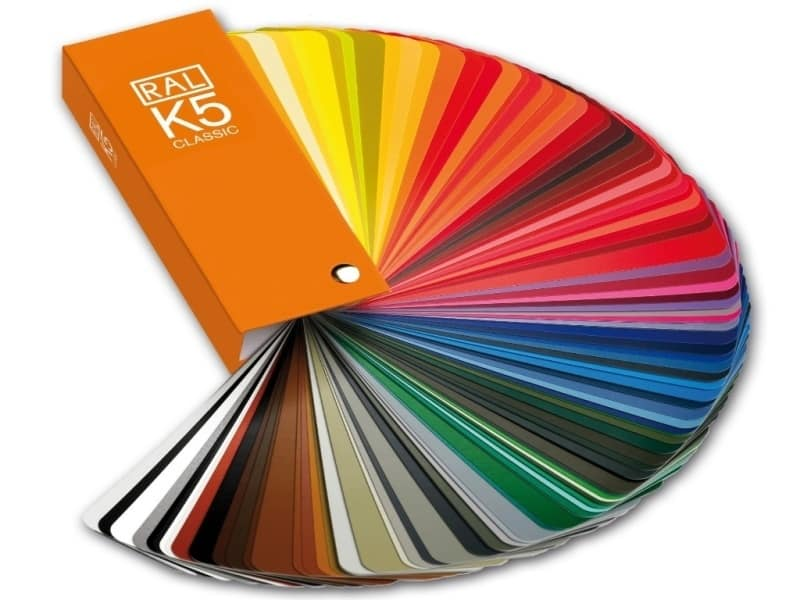 Gerber Humidore Farben