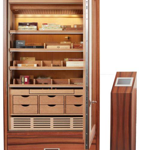 inner cabinet Number One » GERBER Humidor