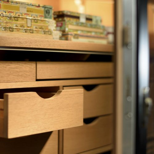 drawers Number One » GERBER Humidor