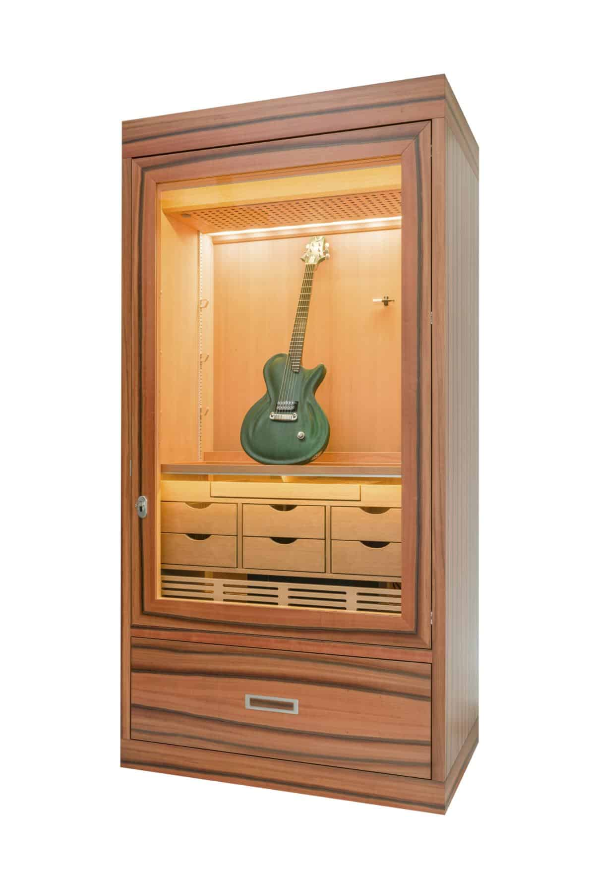 Cabinet Humidor Number One » GERBER Humidors