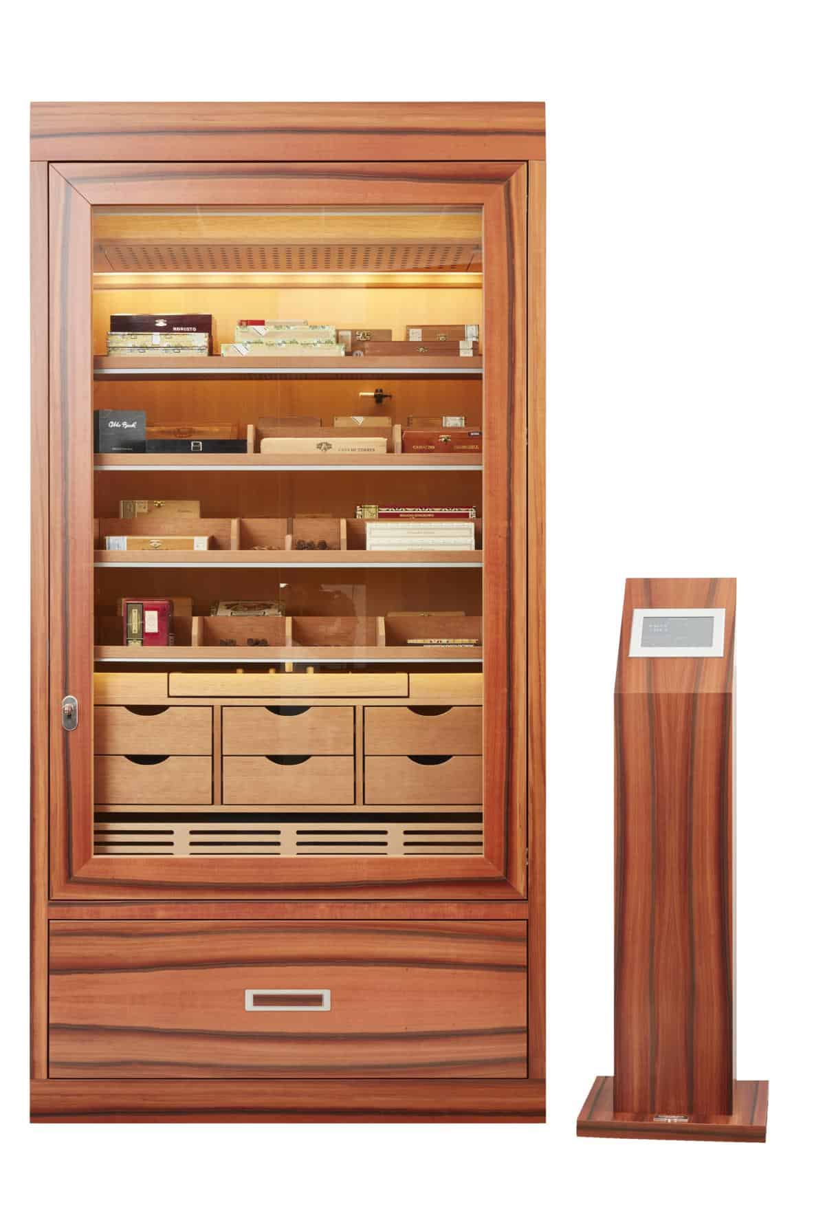 Cabinet Humidor Number One Tineo » GERBER Humidors