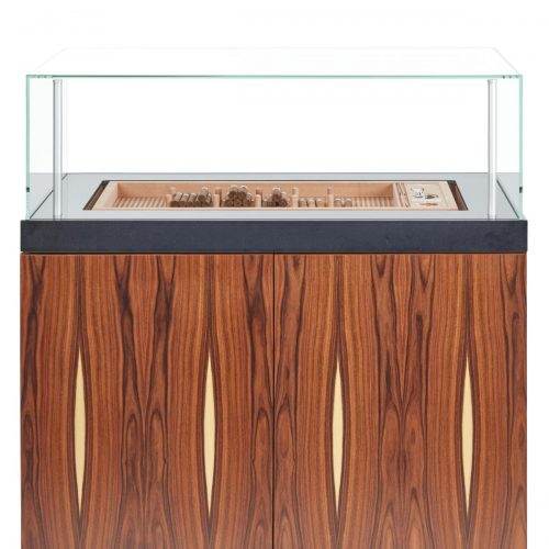 GERBER Humidor Ascension Large Palisander mit Splint & Kranz Corian®