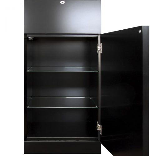 GERBER Humidor Cube & Base Glass Shelfs