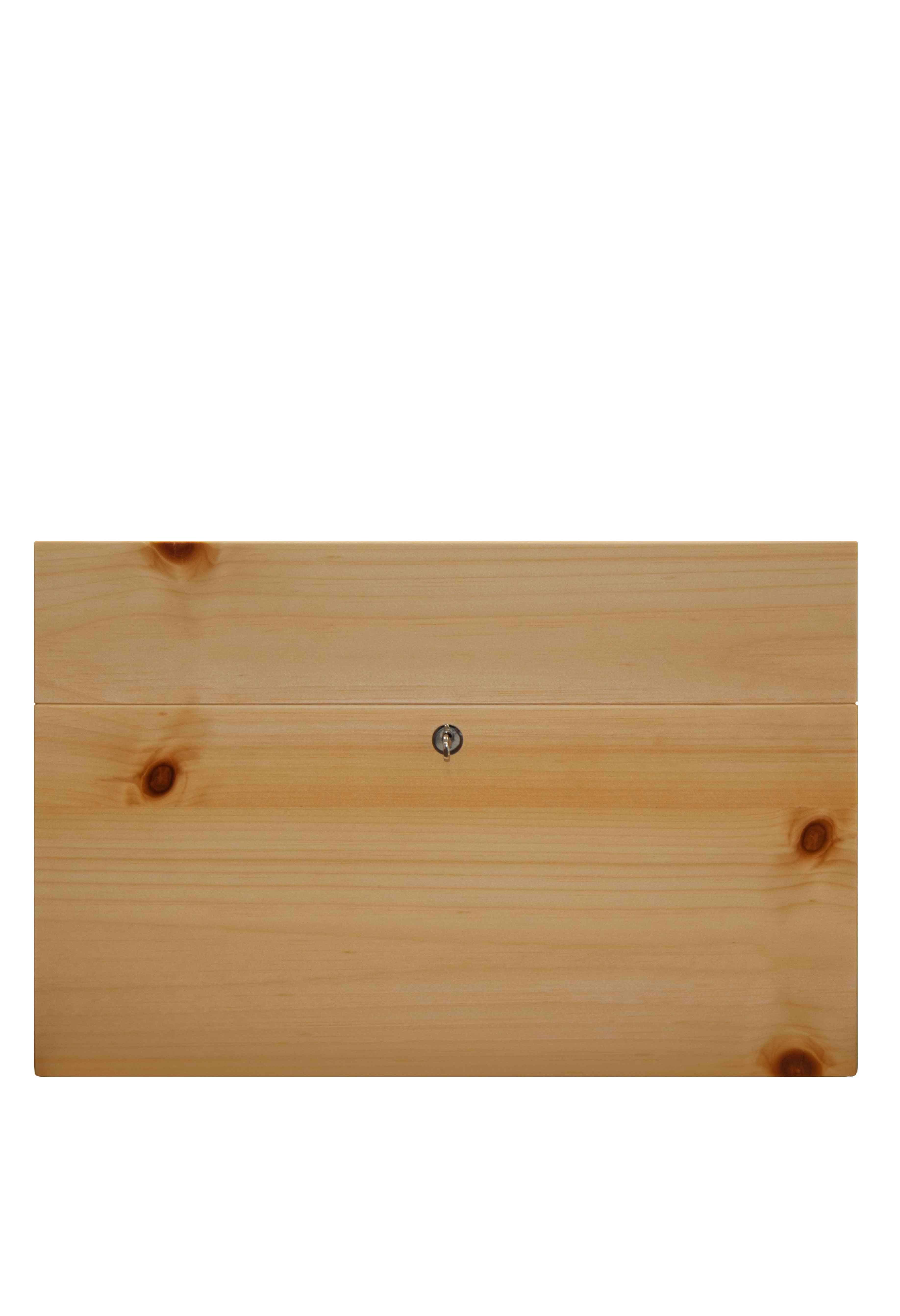 GERBER Humidor Cube Swiss Pine