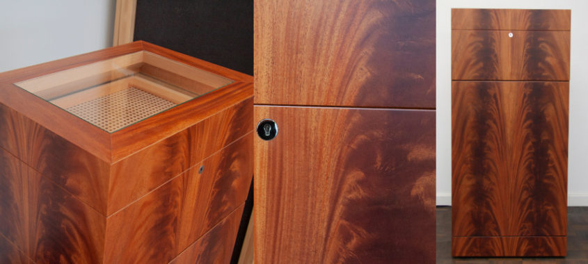 Best humidors - equipped with electric humidification system