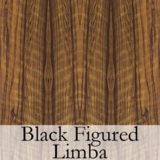 Black Figured Limba