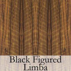 Black Figured Limba