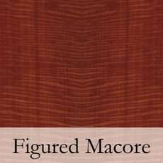 Figured Macore