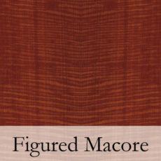 Figured Macore
