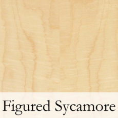 Figured Sycamore