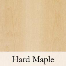 Hard Maple