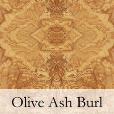 Olive Ash Burl